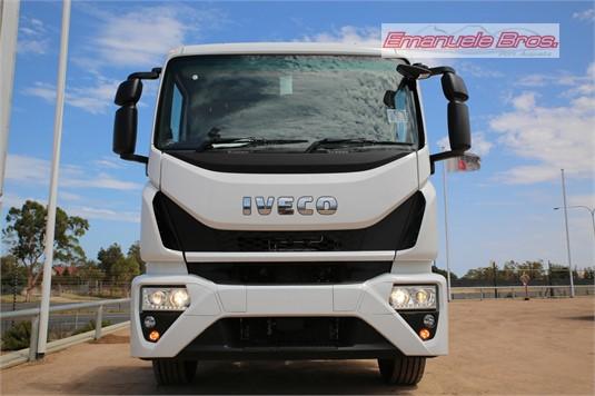 2018 Iveco Eurocargo ML160 Emanuele Bros Isuzu & Iveco Trucks - Trucks for Sale
