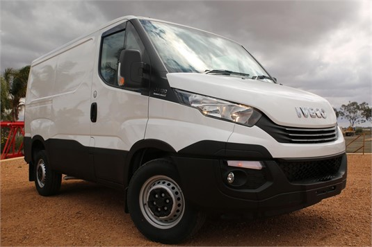2018 Iveco Daily 35s13A8 - Light Commercial for Sale