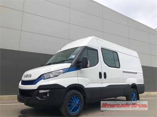 2018 Iveco Daily 35s17 Emanuele Bros Isuzu & Iveco Trucks - Light Commercial for Sale