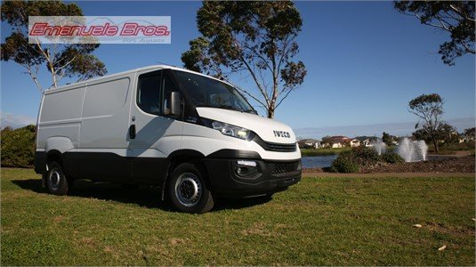 2019 Iveco Daily 35s17 Emanuele Bros Isuzu & Iveco Trucks - Light Commercial for Sale