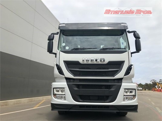 2018 Iveco Stralis ATi460 Emanuele Bros Isuzu & Iveco Trucks - Trucks for Sale