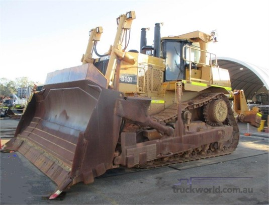 2007 Caterpillar D10T - Heavy Machinery for Sale