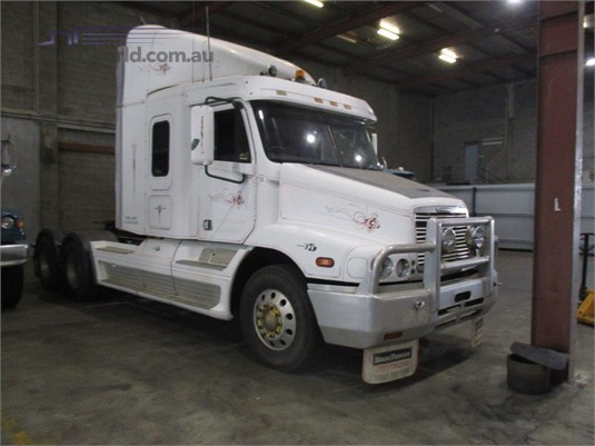2002 Freightliner Columbia CL112 Rocklea Truck Sales - Trucks for Sale