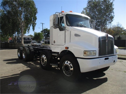 2008 Kenworth T350A Rocklea Truck Sales - Trucks for Sale
