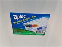 Ziploc WeatherShield Box 44 Qt.