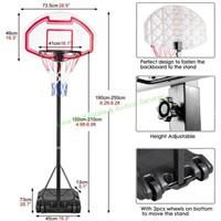 Yahee Tech Basketball Stand