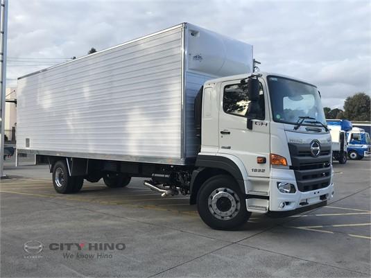 Hino 500 Series Pantech