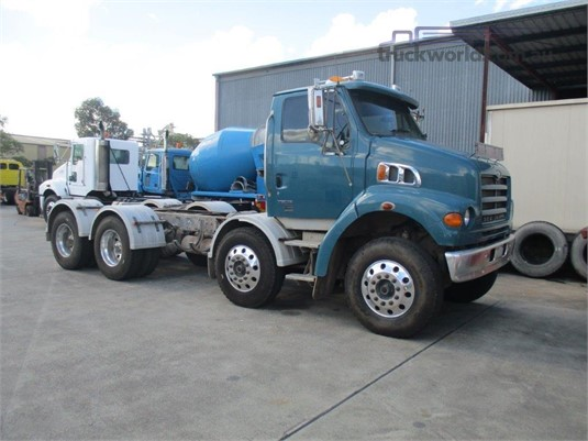 2007 Sterling LT7500 Rocklea Truck Sales - Trucks for Sale