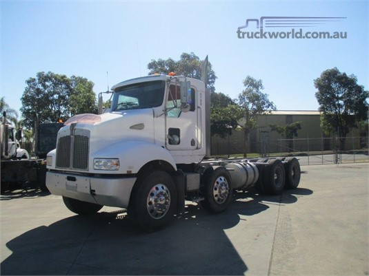 2007 Kenworth T350A Rocklea Truck Sales - Trucks for Sale