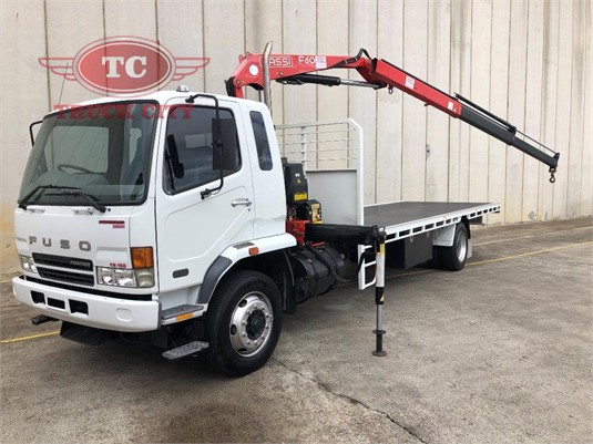 2005 Mitsubishi Fuso FIGHTER FM10.0 Truck City - Trucks for Sale