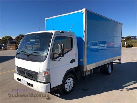 2010 Mitsubishi Fuso CANTER 815 - Trucks for Sale