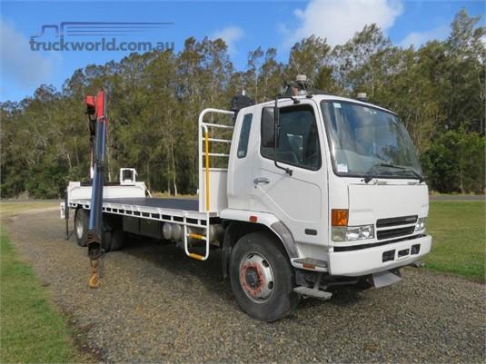 2003 Fuso FN600 - Trucks for Sale