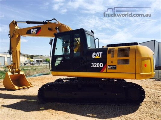 2013 Caterpillar 320D - Heavy Machinery for Sale