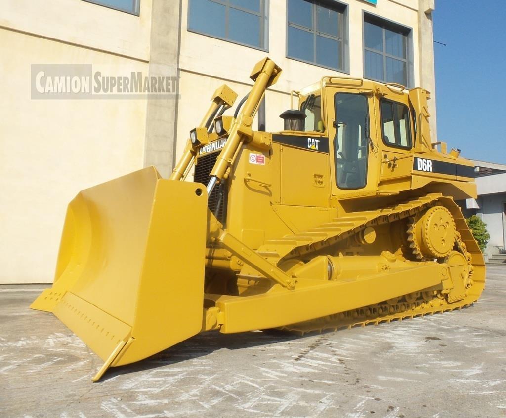 Caterpillar D6R DS XL III Usato 2006