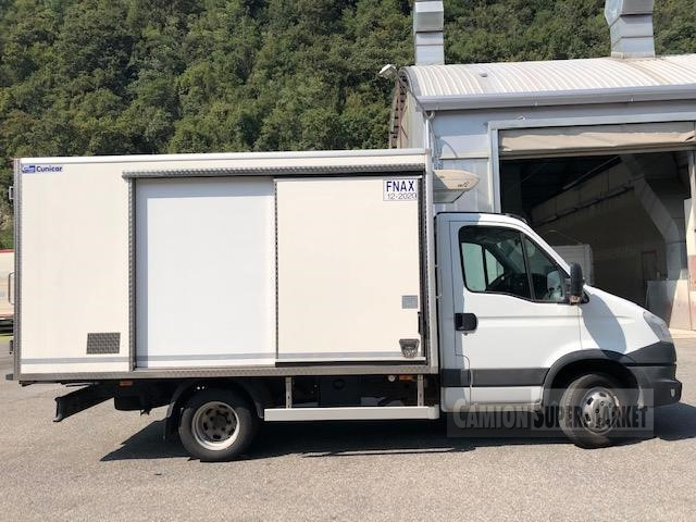 Iveco DAILY 50C15 used 2012 Lombardia