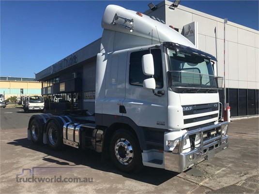 2013 DAF CF75 - Trucks for Sale