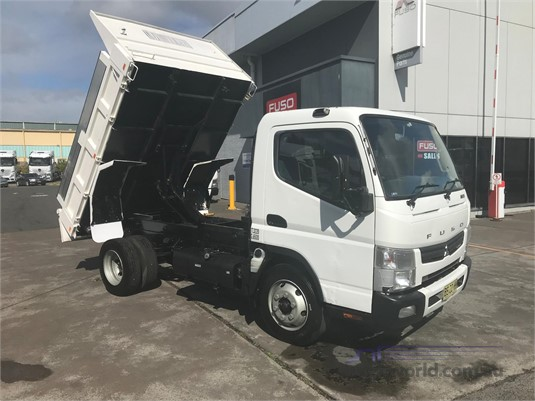 2012 Mitsubishi Canter 715 Wide - Trucks for Sale