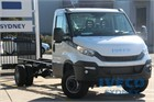 2018 Iveco Daily Cab Chassis