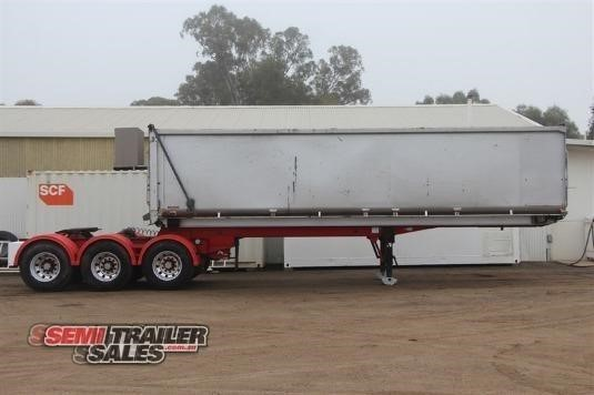 2008 Moore Tipper Trailer - Trailers for Sale