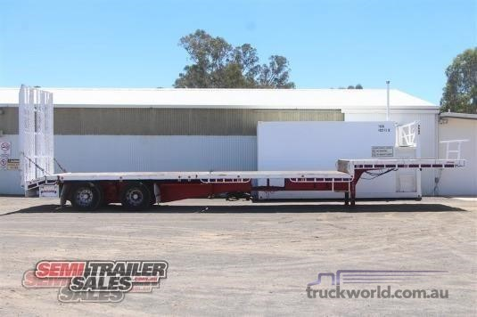 2002 Moore Dropdeck Trailer - Trailers for Sale