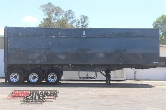 2003 Moore Tipper Trailer - Trailers for Sale