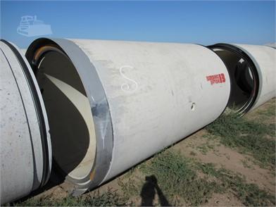 Berding Benton 60 X 120 Pressure Water Concrete Pipe For