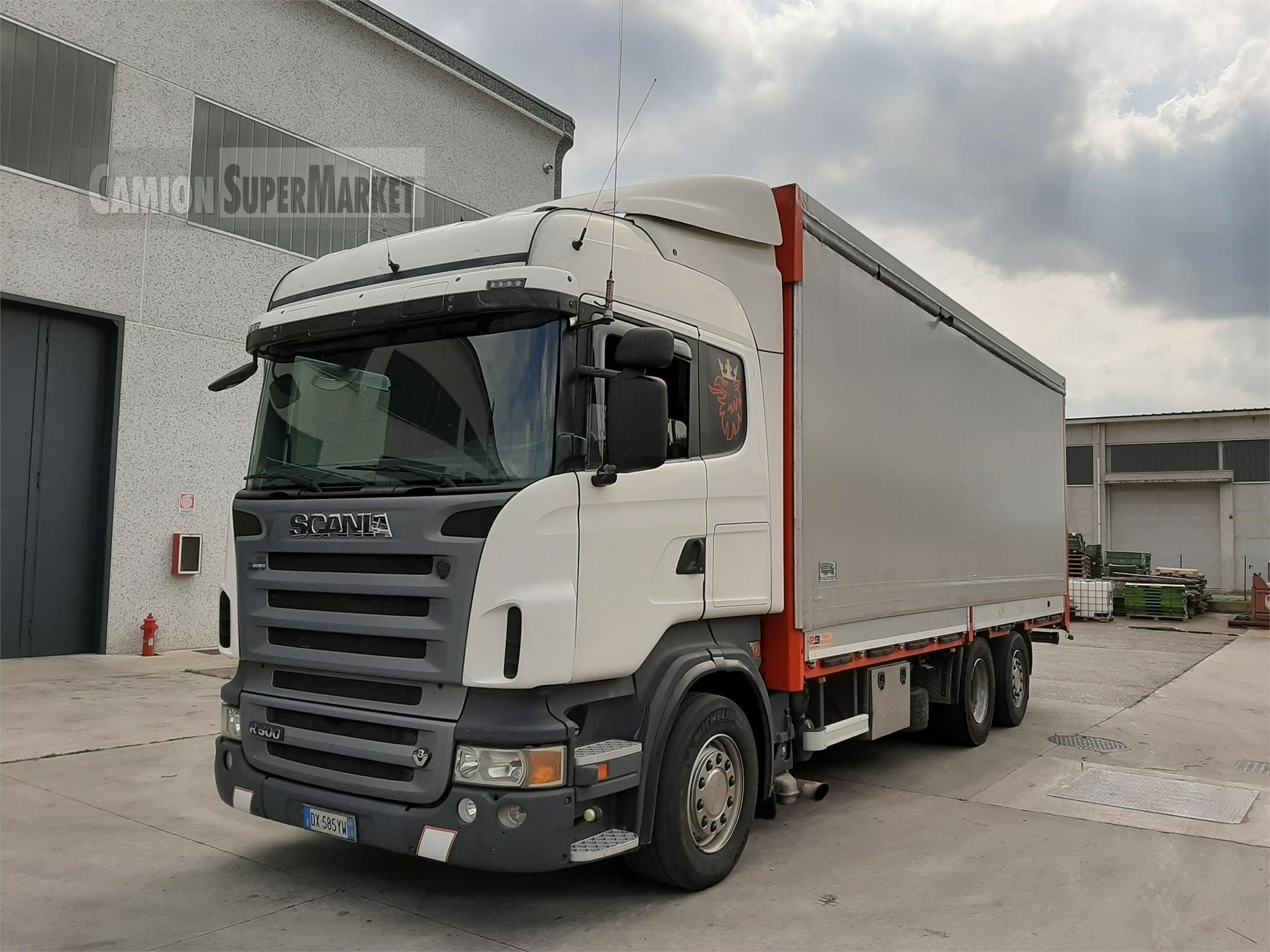 Scania R500 Uzywany 2009