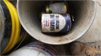 Texaco oil can