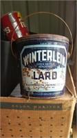 lard can