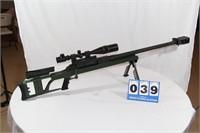 Armalite AR50 .50BMG Bolt-Action Rifle w/Case