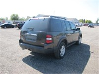 2007 FORD EXPLORER 236000 KMS