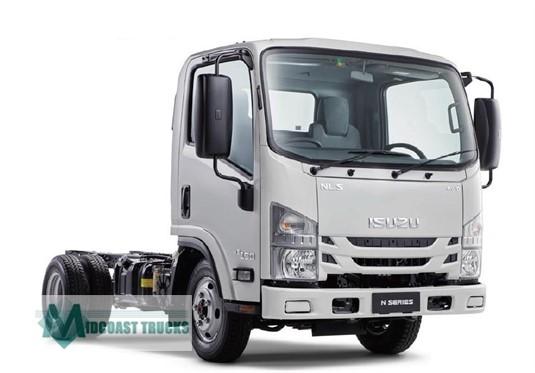Isuzu NLS45-150 AWD