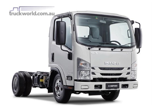 Isuzu NLS45-150 AWD Crew