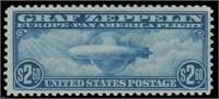 US Stamps #C13-C15 Mint LH F/VF CV $1060