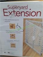 North States Superyard Extension Kit
