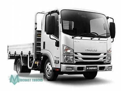 Isuzu NLR45-150 SWB Premium Traypack