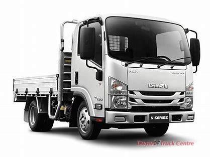Isuzu NLR45-150 MWB Premium Traypack