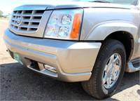 2003 Cadillac Escalade (view 3)