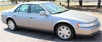 2001 Cadillac Seville SLS, Northstar 32-valve V8 eng, 4-dr, soft top, auto trans, leather, power everything, BOSE stereo system w/cd & cassette players, exc cond, 1-owner, regularly maintained, always garaged, a little under 73K miles, has emissions, VIN: 1G6KS54YO1U135573