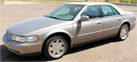 2001 Cadillac Seville (view 2)