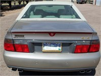 2001 Cadillac Seville (view 3)
