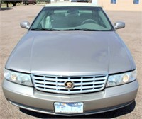 2001 Cadillac Seville (view 4)