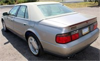2001 Cadillac Seville (view 7)
