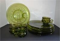 THUMBPRINT GLASSWARE