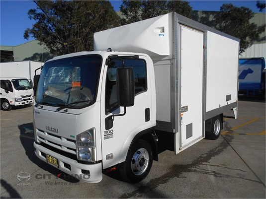 2012 Isuzu NPR City Hino - Trucks for Sale