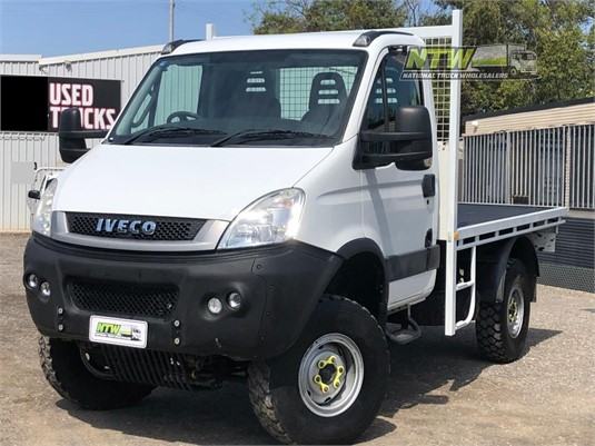 2012 Iveco Daily 55s17 4x4 National Truck Wholesalers Pty Ltd  - Trucks for Sale