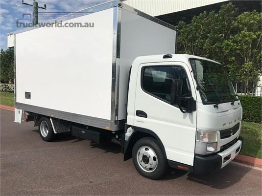 2019 Fuso Canter 515 Wide - Trucks for Sale