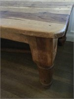Texas Star Dining Table with Benches/Chairs