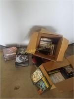 DVD's & VHS's