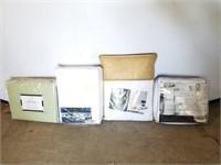 2 Duvet Cover Sets & 2 Sheet Sets